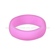 Multi sizes simple design penis ring silicone with promotion price
