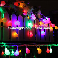 4M 40 LED Fairy string light Battery operated ball styled for Christmas, Partys, Wedding, New Year Decorations, etc
