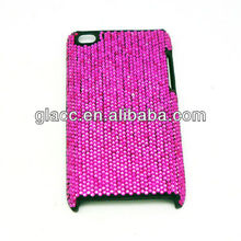 2013 New arrive fit for Apple ipod touch 4, phone case cover 3d silicone case for ipod touch 4
