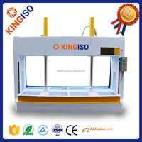 2015 China Hot-sales woodworking MH3248X50 cold press machines wood door laminating machine with ISO