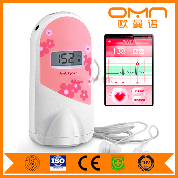 Medical Equipment Ultrasound Used Android Fetal Doppler