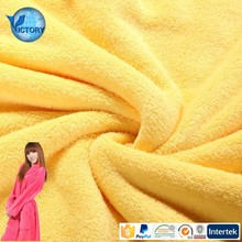 Sofa Shell Fabric Solid 100 Polyester Knitted Coral Fleece Micro Velvet