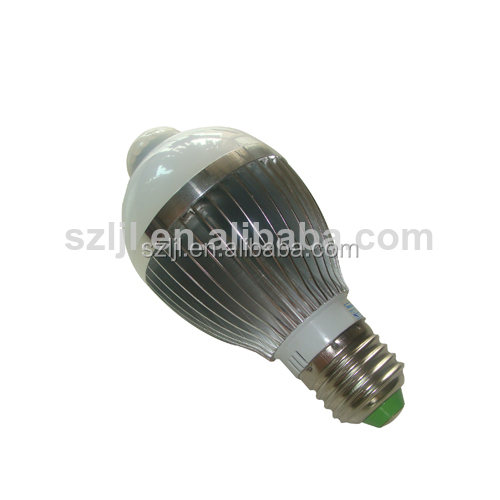 Aviation Aluminum 3W LED Induction Fluorescent Lamp