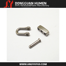 5mm Stainless steel paracord d shackles with clevis pin