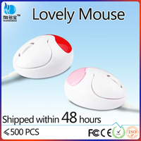 gift egg shaped lovely cute computer mouse wholesale computer hardware