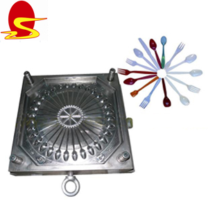 Spoon mold Fast Production Plastic Molding Plastic Molding Machine