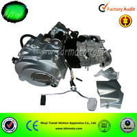 High Quality Four Stroke gasoline 110cc 4 stroke engine with good price