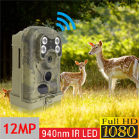 Wireless IR Remote Alarm Waterproof Safari Scouting Trail Camera