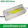 60w Rainproof LED Driver