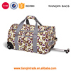 New And Improved Style Luggage Bag Men Rolling Duffel Bag Gym Bag Luggage Suitcas