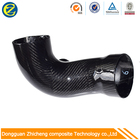 light weight carbon fiber exhaust for automobile