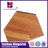 Alucoworld protective film for wood plastic composite materials
