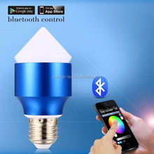 new invented products Bluetooth eclairage led,Free APP