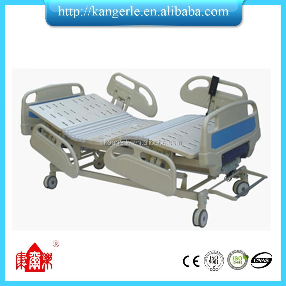 Denmark Motor Electric Hospital Bed for ICU