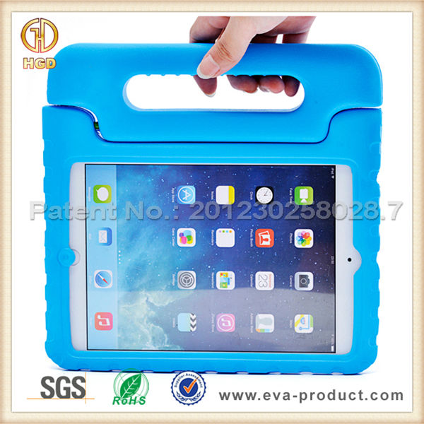 Professional Factory Made High Quality Shockproof Tablet Case For iPad Mini Case Handle Baby