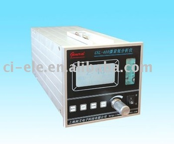 GNL-400 process trace hydrogen analyzer