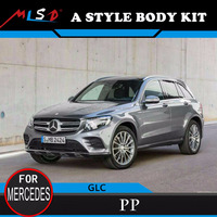 2016 new model GLC 43 A STYLE Body kits for Mercedes Benz GLC year 2016