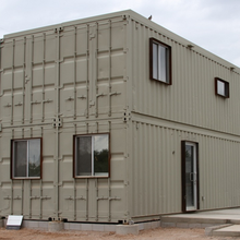 20ft china container for sale container house hotel design prefab hotel price good quality