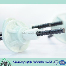 underground Coal mining roof suooprting materials ------epoxy fiberglass anchor bolt /rock bolt