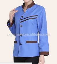fashion workwear cleaning service uniform bar staff uniform maid hotel service uniform