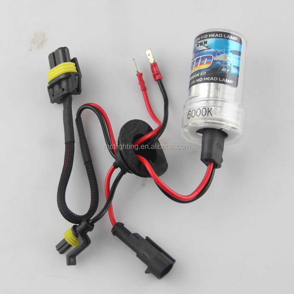 35W 12V Slim Xenon HID Ballast Blocks Ignition spares replacement kit for car headlight