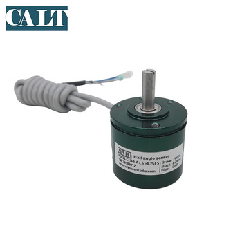 CALT 360 Degree DC24V Non-contact 4096 absolute hall angle potentiometer