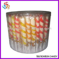 Swirl Rainbow Craft Lollipop Candy