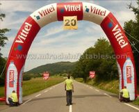 Promotion inflatable race arch,inflatable arch rental,inflatable arch advertising C2010