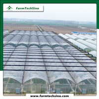 2017 Farmtechsino Agricultural Multi Span Greenhouse
