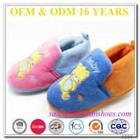 New classic style flats infant girl shoe