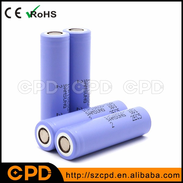 E-Cigarette Battery Vapor Mod for Original Samsung 32A 3200mAh 3.7V ICR18650-32A Li-ion Battery ICR18650