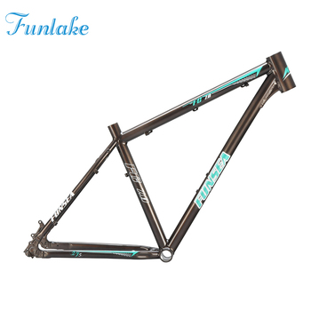 Alloy #6061 mountain bike frame mtb frame 27.5 from Funsea chinese supplier