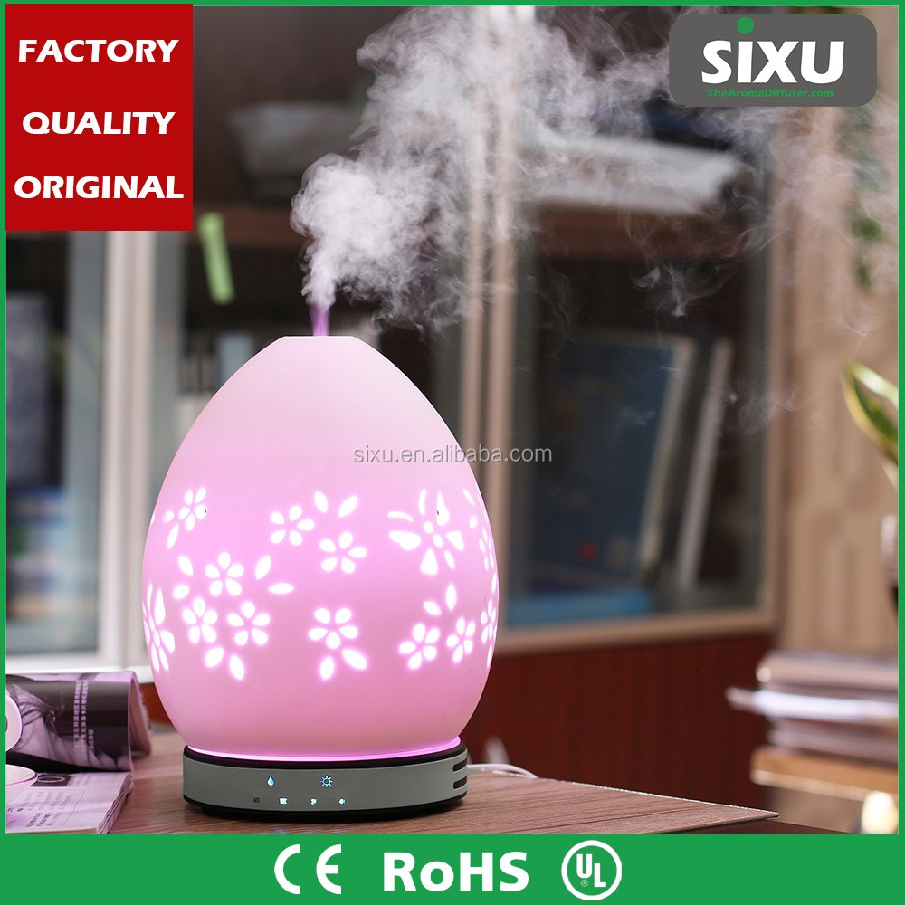 New ideas for business 7 colors LED light mist diffusers essential oil diffuser