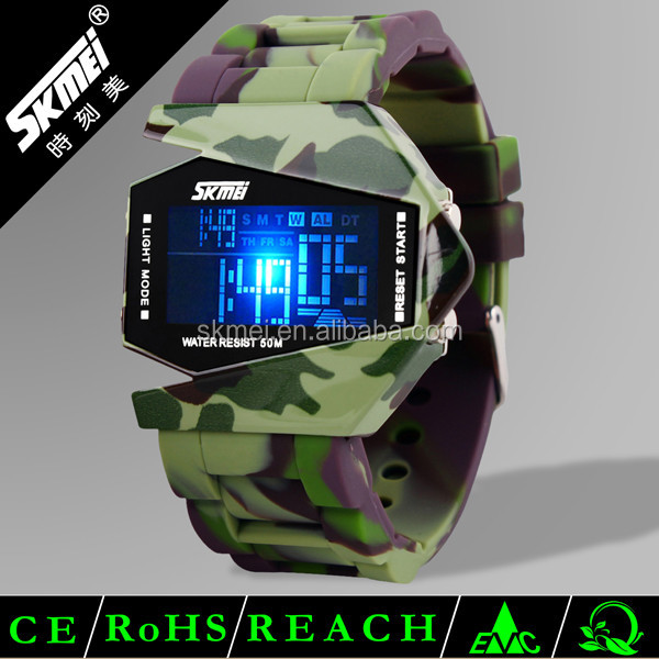 SKMEI Couple tables cool style fancy digital watches for 2014 skmei newest digital watches quareness watch