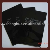 supply 2014 new design pp A4 pp folder/definition file and folder