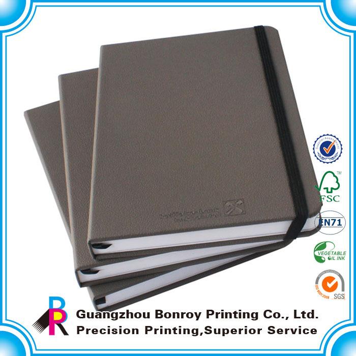 Жесткий Книга куртка бумаги для покрытия раскраска твердой обложке книги печати