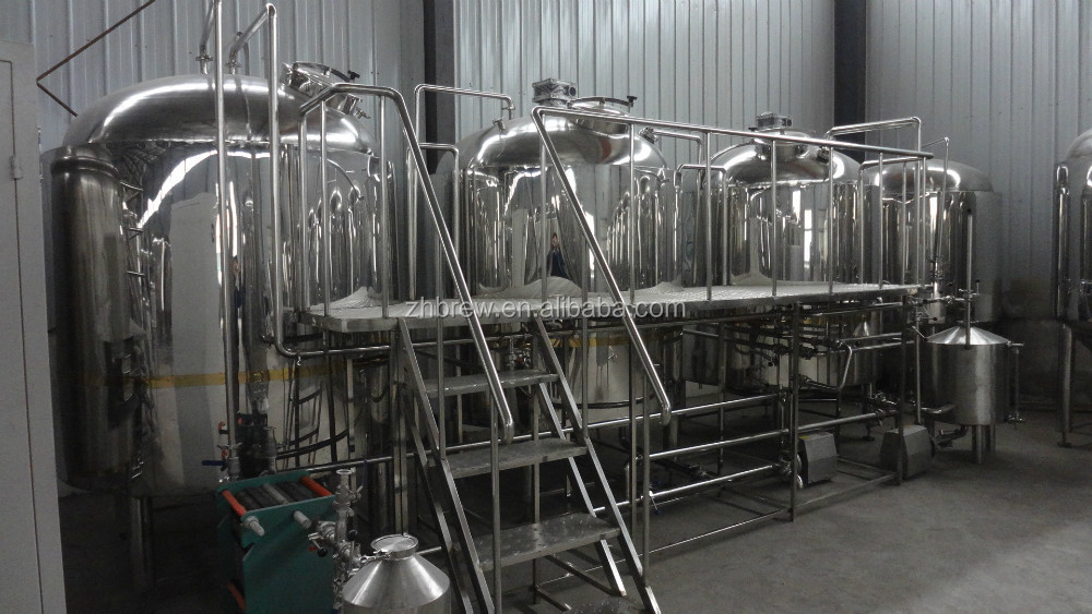 beer making machine /beer equipment/capacity of 2000HL-10000HL
