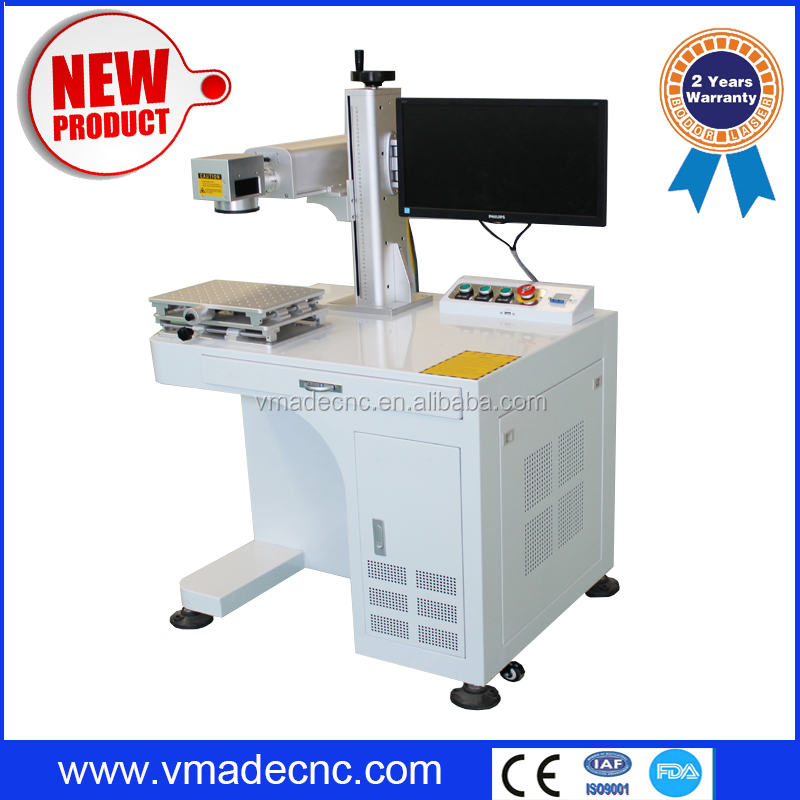 China Cheap 20W Metal Fiber Laser Marking Machine /jewelry making machine silver cup for sale 2015