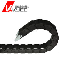 KYEC closed type plastic cable carrier drag chain (made in Taiwan)