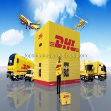 Top shipping Tom Fast DHL Express From ShenZhen To Spain--Lowest price and excellent service!