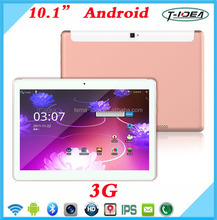 Tablet 10.1 Inch 1280*800 IPS 3G Quad Core MT6582 16GB ROM 2MP+5MP GPS Bluetooth Wifi Dual SIM Metal Case