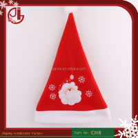 2016 Most Popular Santa Claus With Snow Christmas Hat Ideas Decoration