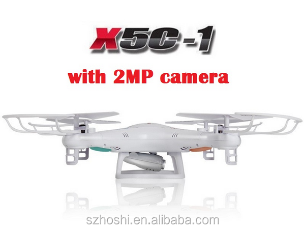 Drone HD SYMA X5C Drone 2.4G 4CH 6-Axis Aerial RC Helicopter Quadcopter Toys Toy Remote Control QuadCopter motor toys kids