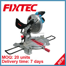 Fixtec 1600W 255mm twist a saw machinery wood miter saw machine