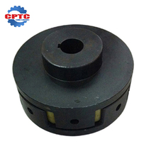 gjj,baoda construction passenger hoist &elevator spare parts rubber coupling