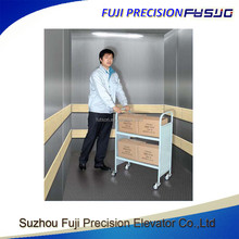 China Cheap Freight cargo left elevator for sale