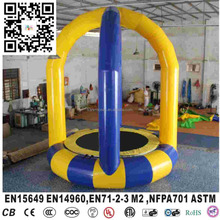 inflatable water sport games/ water trampoline/ bungee jumping trampoline