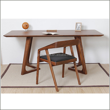 Small MOQ cheap solid wood dining chair