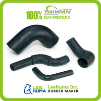 Customized Gasoline Fuel Rubber Radiator EPDM