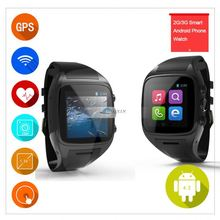 Sync Mp3 Player Support Smart Phones Pedometer Video Call Watch Phone